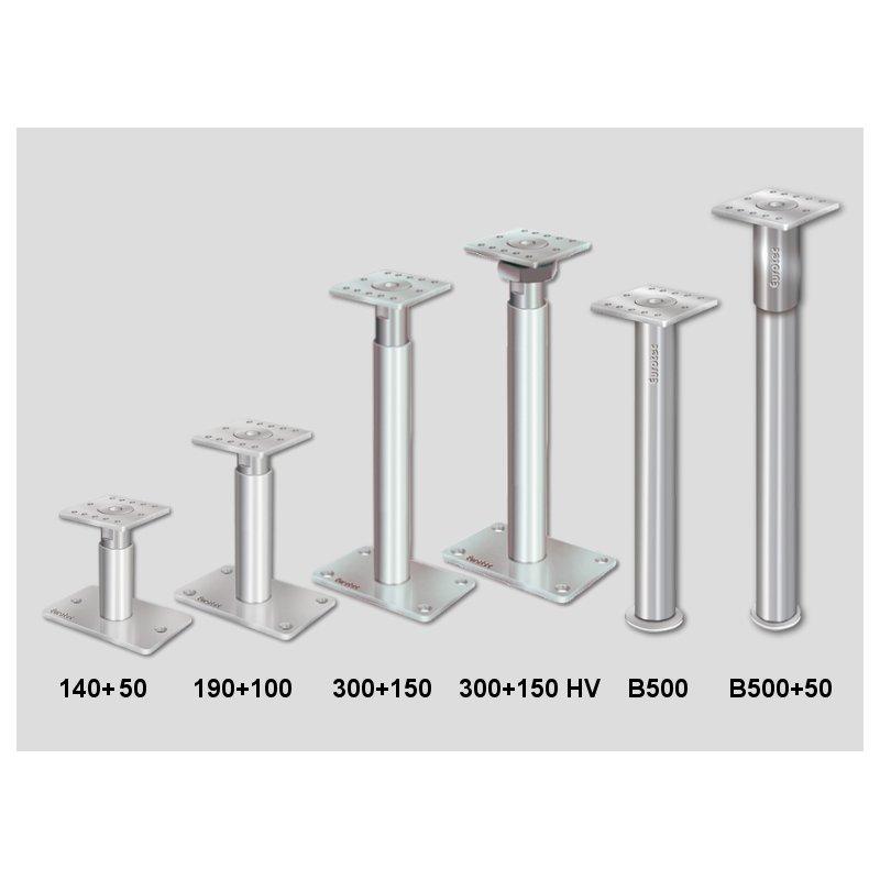 PediX B500 500 mm Eurotec Pfostenträger